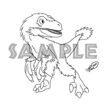 F raptor Sample