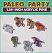 Acryllic Pins