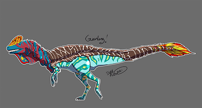 2021. Licensable. Guanlong.