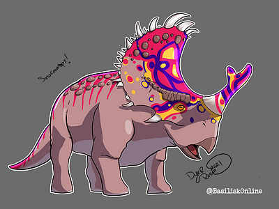 2021. Licensable. Sinoceratops.