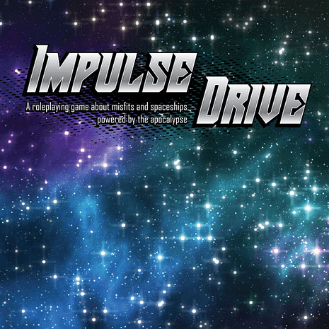 1 Adrian Thoen Impulse Drive RPG