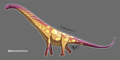2021. Licensable. Futalognkosaurus.